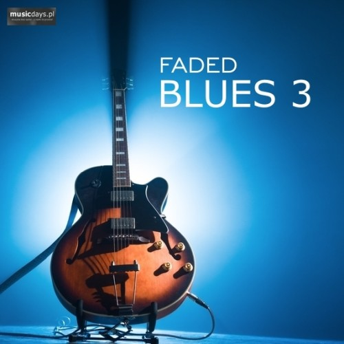 Zdjęcie MusicDays - Faded Blues 3 (CD)