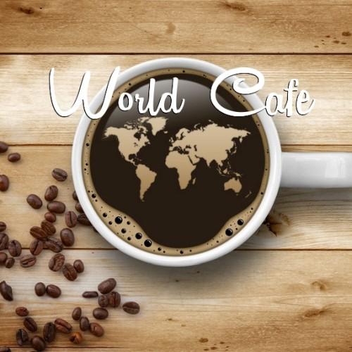 Zdjęcie 3-PACK: WORLD CAFE