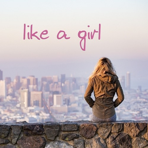 Zdjęcie 1-PACK: Like A Girl (CD) - CC