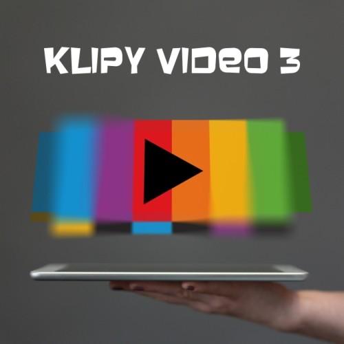 Zdjęcie Klipy Video 3 (DVD/PENDRIVE)