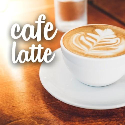 Zdjęcie 1-PACK: Cafe Latte (CD)