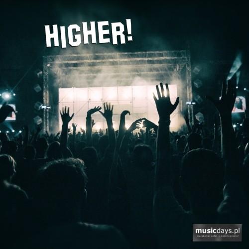 Zdjęcie 1-PACK: Higher (CD) - CC