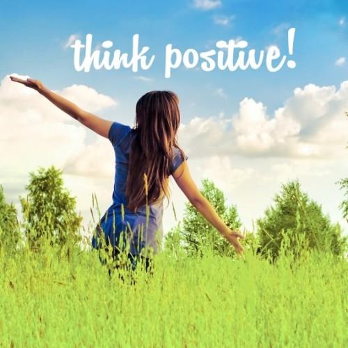 Zdjęcie 1-PACK: Think Positive (MP3 do pobrania)
