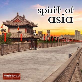 MusicDays - Spirit Of Asia (CD)