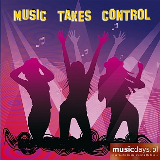 1-PACK: Music Takes Control (CD)