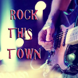 1-PACK: Rock This Town (CD)