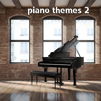 1-PACK: Piano Themes 2 (CD)
