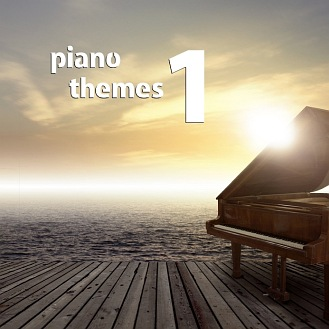 1-PACK: Piano Themes 1 (CD)