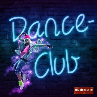 1-PACK: Dance Club (CD) - CC