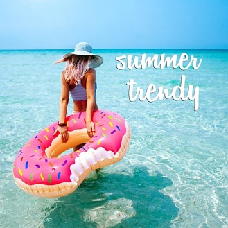 1-PACK: Summer Trendy (CD)