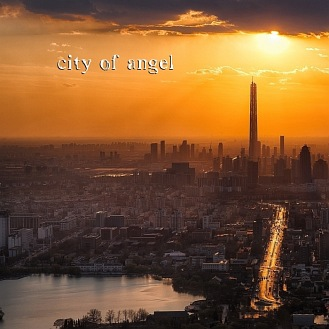 CC - MusicDays - City Of Angel (CD)