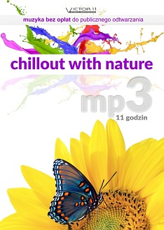 11 godzin MP3 - Chillout With Nature (CD)