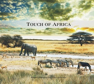 Touch Of Africa (CD)