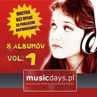 KUP I POBIERZ - 8 albumów MP3 vol.1 (MP3)