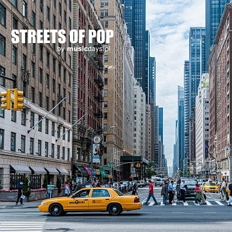 MULTIMEDIA - Streets Of Pop - 10 MP3