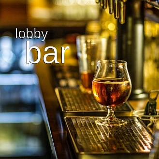 1-PACK: Lobby Bar (CD)