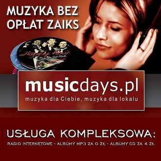 USŁUGA KOMPLEKSOWA: RADIO + MUZYKA MP3