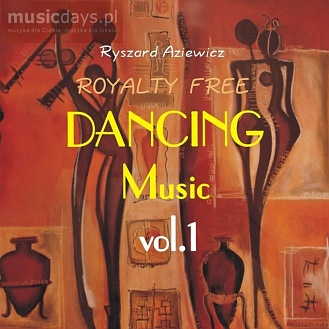 1-PACK: Dancing Music vol. 1 (CD)