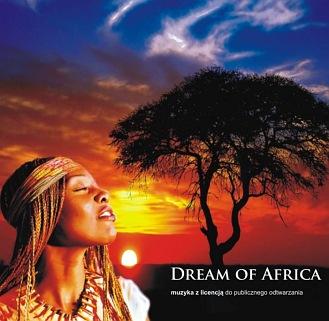 Dream Of Africa (CD)