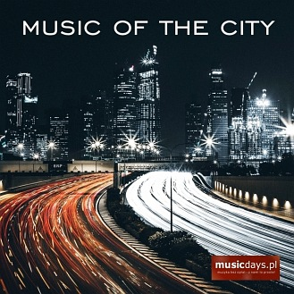CC - MusicDays - Music Of The City (CD)