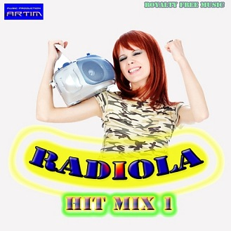 1-PACK: Radiola Hit Mix 1 (CD) - CC
