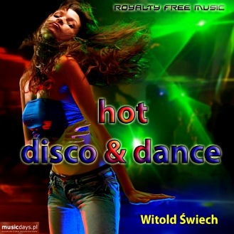 MusicDays - Hot Disco And Dance (CD)