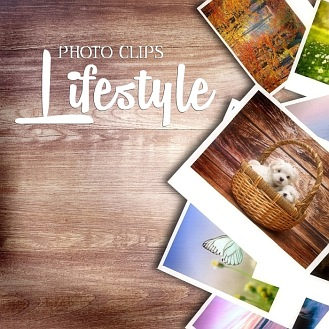 Photo Clips - Lifestyle (DVD/PENDRIVE)