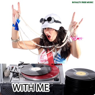 1-PACK: With Me (CD)