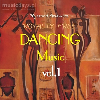 1-PACK: Dancing Music 1 (MP3 do pobrania)