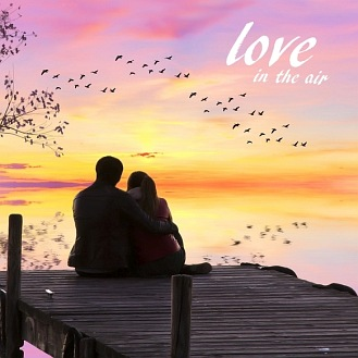 1 album - Love In The Air (CD)