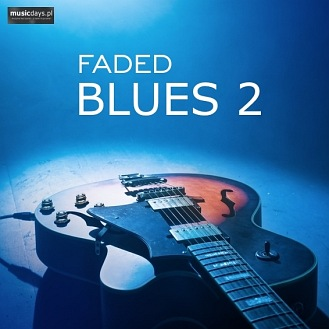 MusicDays - Faded Blues 2 (CD)