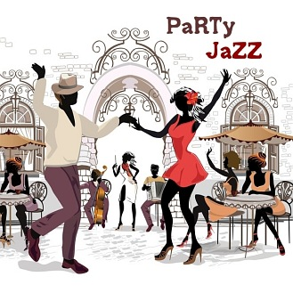 1-PACK: Party Jazz (CD)