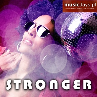 MusicDays - Stronger (CD)