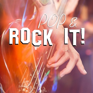 1-PACK: Pop & Rock It (CD)