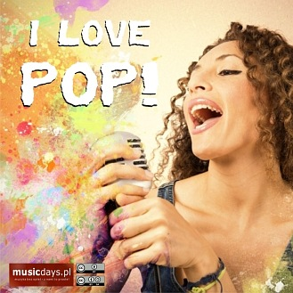 1-PACK: I Love Pop (CD) - CC