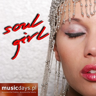 MusicDays - Soul Girl (CD)