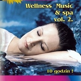 10 godzin MP3 - Wellness Music & Spa 2 (CD)