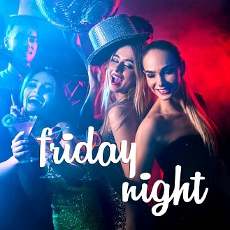 1-PACK: Friday Night (CD)