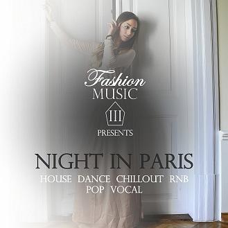 MusicDays - Night In Paris (CD)