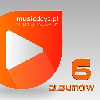 6 albumów (CD/USB)