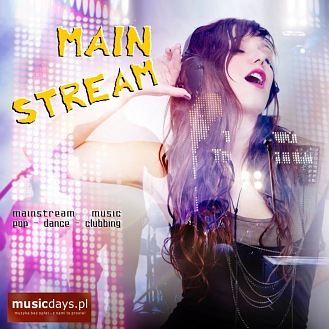 MusicDays - Mainstream Pop (CD)