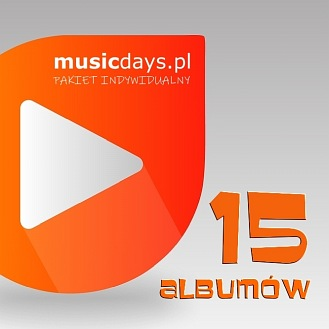 15 albumów (CD/USB)
