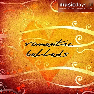 MusicDays - Romantic Ballads (CD)
