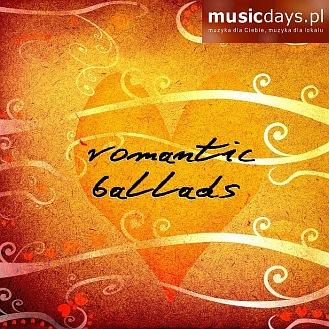1 album - Romantic Ballads (CD)