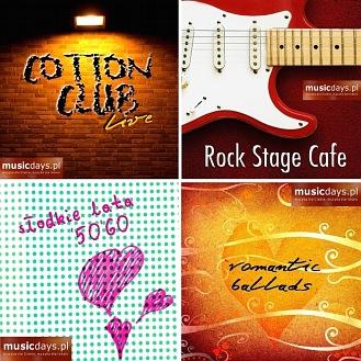 KUP I POBIERZ - 4 albumy MP3 vol.6 (MP3)