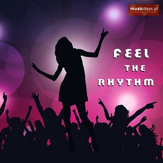 1-PACK: Feel The Rhythm (CD) - CC
