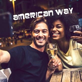 1 album - American Way (CD)