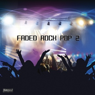 1-PACK: Faded Rock Pop 2 (CD)