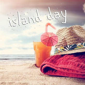 1-PACK: Island Day (CD)