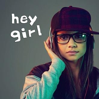 1-PACK: Hey Girl (MP3 do pobrania)